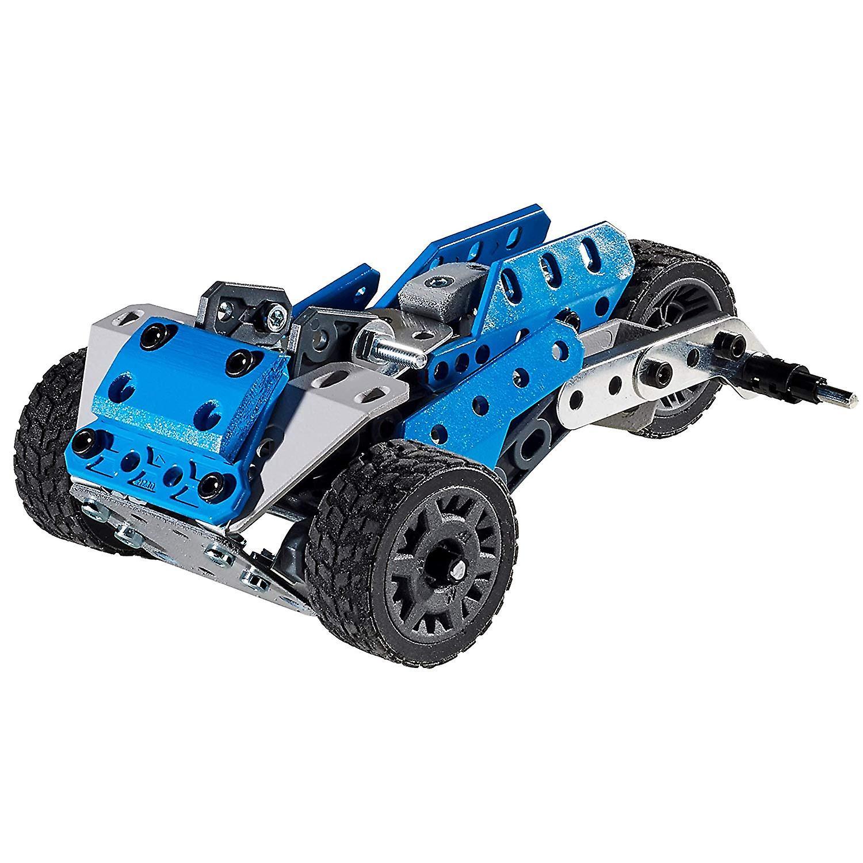 Meccano 10 Model Set - Truck (Styles Vary)
