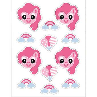 Royal Icing Decorations 12/Pkg-My Little Pony W104700