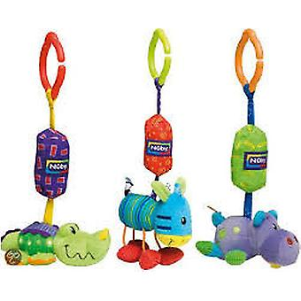 Nuby Safary Chime Chimes Tm (Babies , Toys , Rattles)