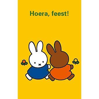 Einladungen Miffy: 6 Stück