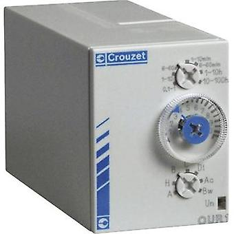 Crouzet 88867455 Time Delay Relay, Timer,