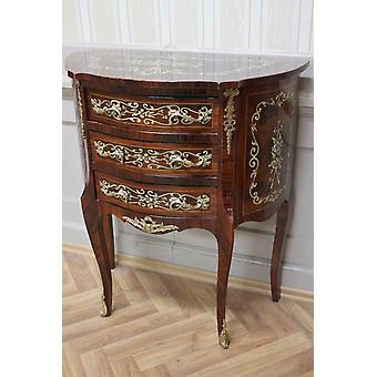 Commode baroque antique style Louis xv MkKm0060-2