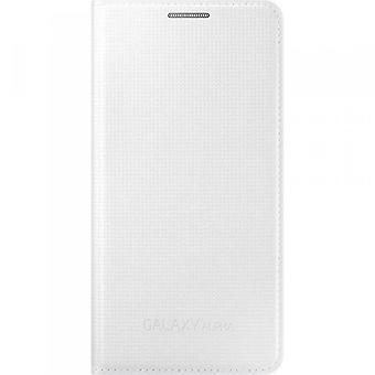 Samsung Galaxy Alpha flip cover case wit EF-FG850BWE