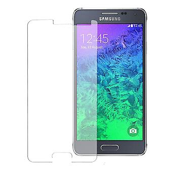 Samsung Galaxy Alpha SM-G850F screen protector 9H laminated glass bullet-proof glass