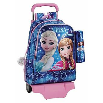 Safta Mochila con Carro 905 Frozen Northern Lights (Toys , School Zone , Backpacks)