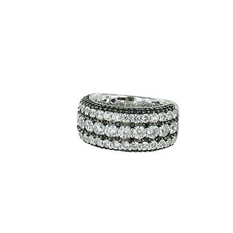 ESPRIT collection ladies ring silver zirconia Sidera Gr. 17 ELRG92401A170