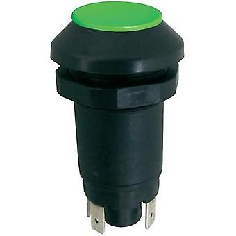 Pushbutton 48 V DC/AC 0.5 A 1 x On/(Off) Elobau 145000AA10 IP67 momentary 1 pc(s)