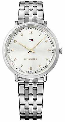 Tommy Hilfiger Womans Pippa Silver Steel 1781762 Watch