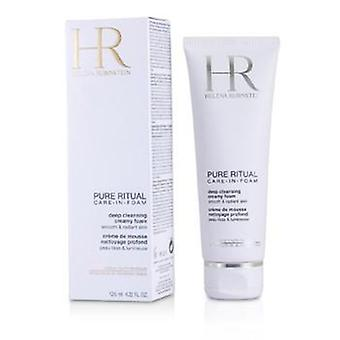 Helena Rubinstein Pure Ritual Deep Cleansing Creamy Foam - 125ml/4oz