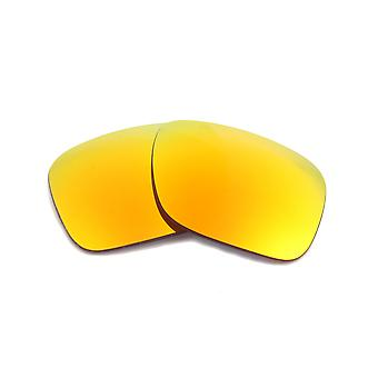 New SEEK Replacement Lenses for Oakley HOLBROOK Radiant Yellow Mirror