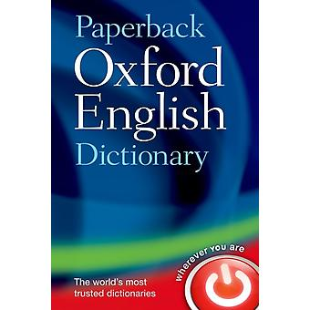 Paperback Oxford English Dictionary (Paperback) by Oxford Dictionaries