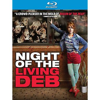 Night of the Living Deb [Blu-ray] USA import