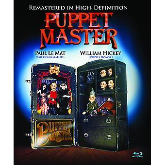 Puppet Master 1: importar remasterizado USA [BLU-RAY]