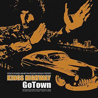 Kings Highway - gå byen [CD] USA import
