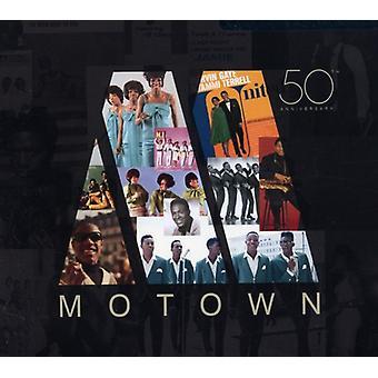 Playlist Plus-Motown 50 - Playlist Plus-Motown 50 [CD] USA import