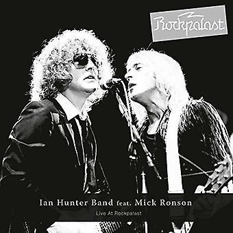 Ian Hunter Band - Live på jazzrytmer [Vinyl] USA import