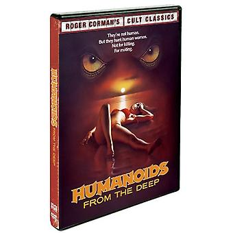 Importer des USA Humanoids From the Deep [DVD]