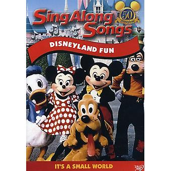 Disneyland Fun [DVD] USA import