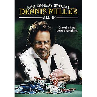 Dennis Miller - alle i [DVD] USA import
