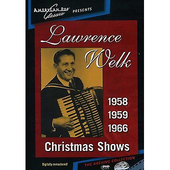 Lawrence Welk - Lawrence Welk Christmas Shows [DVD] USA import