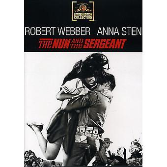 Nun & the Sergeant [DVD] USA import