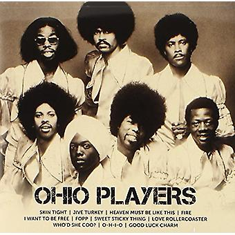Ohio Players - Icon [CD] USA import