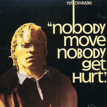 Yellowman - Nobody Move Nobody Get Hurt [CD] USA import