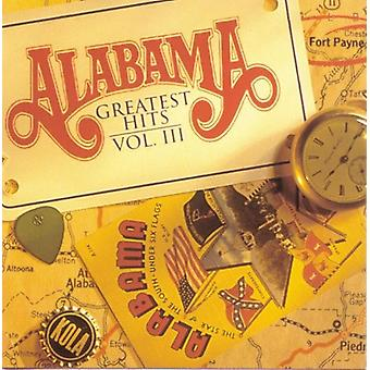 Alabama - Greatest Hits 3 [CD] USA import