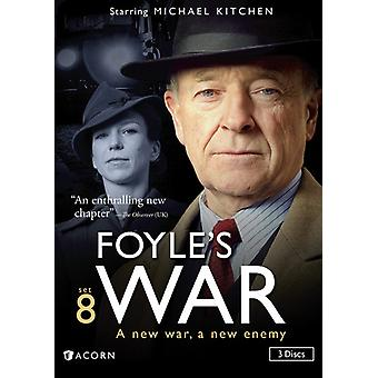 Foyle's War: Set 8 [DVD] USA import