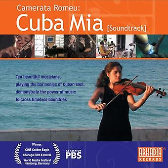 Various Artists - Cuba Mia [CD] USA import