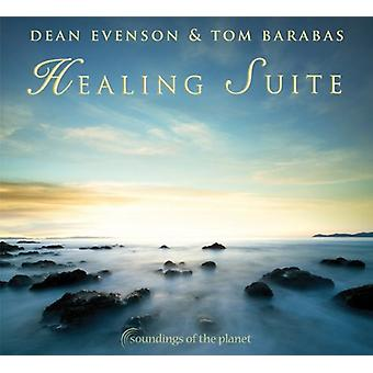 Dean Evenson & Tom Barabas - Healing Suite [CD] USA import