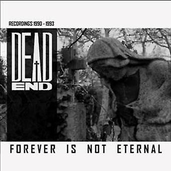 Blindgyde - for evigt er ikke evige [CD] USA importerer