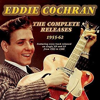 Eddie Cochran - Cochran Eddie-Complete Releases 1955- [CD] USA import