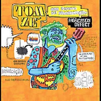 Tom Ze - Fabrication Defect [CD] USA import