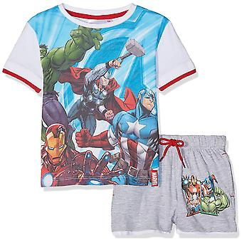 Marvel Avengers Boys Short Sleeve T-Shirt & Shorts  / Summer Clothing Set