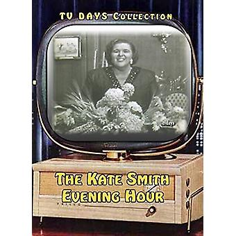 Kate Smith aftonstund [DVD] USA import