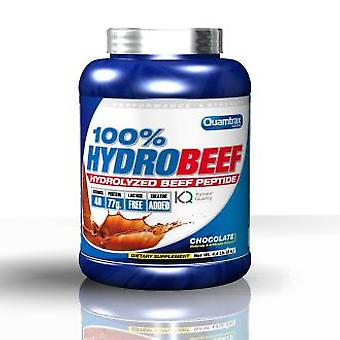 Quamtrax Nutrition 100% Hydrobeef Chocolate 4 Kg (Deporte , Proteínas)
