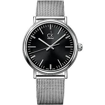 Calvin Klein ck Surround Stainless Steel Mens Watch K3W21121