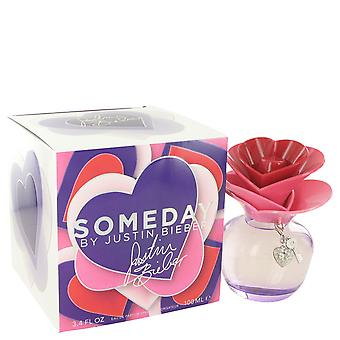 Justin Bieber Women Someday Eau De Parfum Spray By Justin Bieber