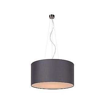 Lucide CORAL Grey Light Shade Ceiling Lights