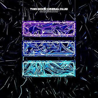 To Door Cinema Club - Gameshow [CD] USA importerer