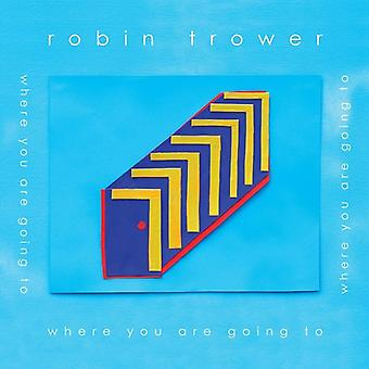 Robin Trower - Trower Robin-hvor du Aregoing til [CD] USA import
