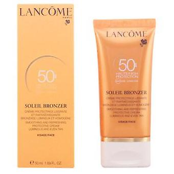 Lancome Soleil Bronzer SPF 50 Smoothing And Refreshing Protective Cream 50 ml