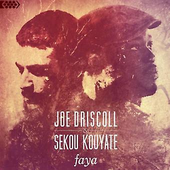 Joe Driscoll & Sekou Kouyate - Faya [CD] USA import