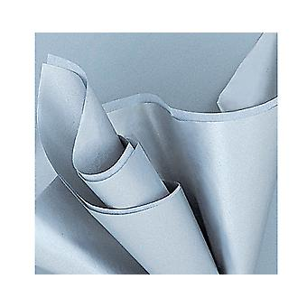 5 Sheets Tissue Paper - Silver | Gift Wrap Supplies