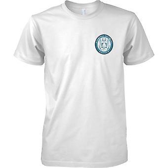 NSA-NSA-USA - Insignia - Mens Brust Design T-Shirt