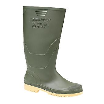 Dikamar Administrator Wellington / Mens Boots / Plain Rubber Wellingtons