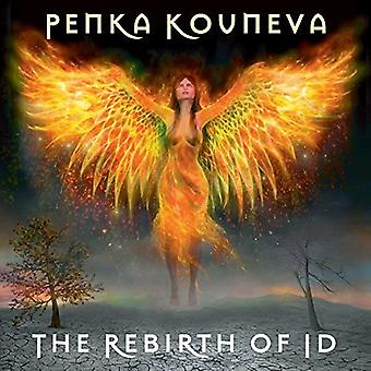 Kouneva*Penka - Rebirth of Id [CD] USA import