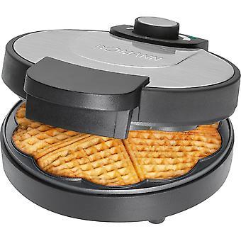 Bomann waffle Maker WA 1365 Schwarz/Stahl Inox