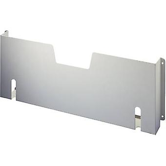 Rittal 4116.000 PS 4116.000 Circuit Diagram Pocket Made From Sheet Steel (L x W x H) 90 x 455 x 210 mm Grey (RAL 7035)